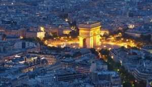 שער הניצחון פריז
