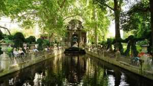 גני לוקסמבורג בפריז
