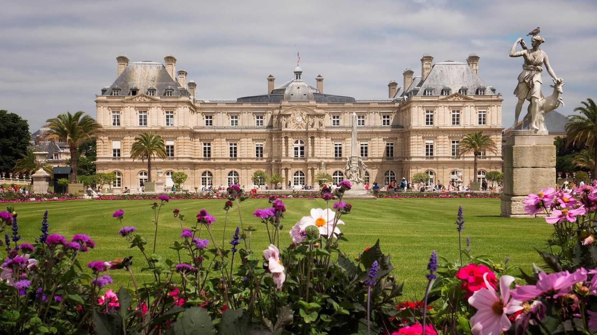גני לוקסמבורג פריז - הכירו את הריאה הירוקה והפופולרית של פריז