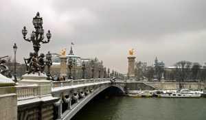 גשר אלכסנדר פריז
