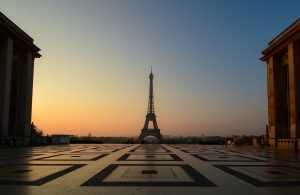מבט על מגדל אייפל מגני טרוקדרו