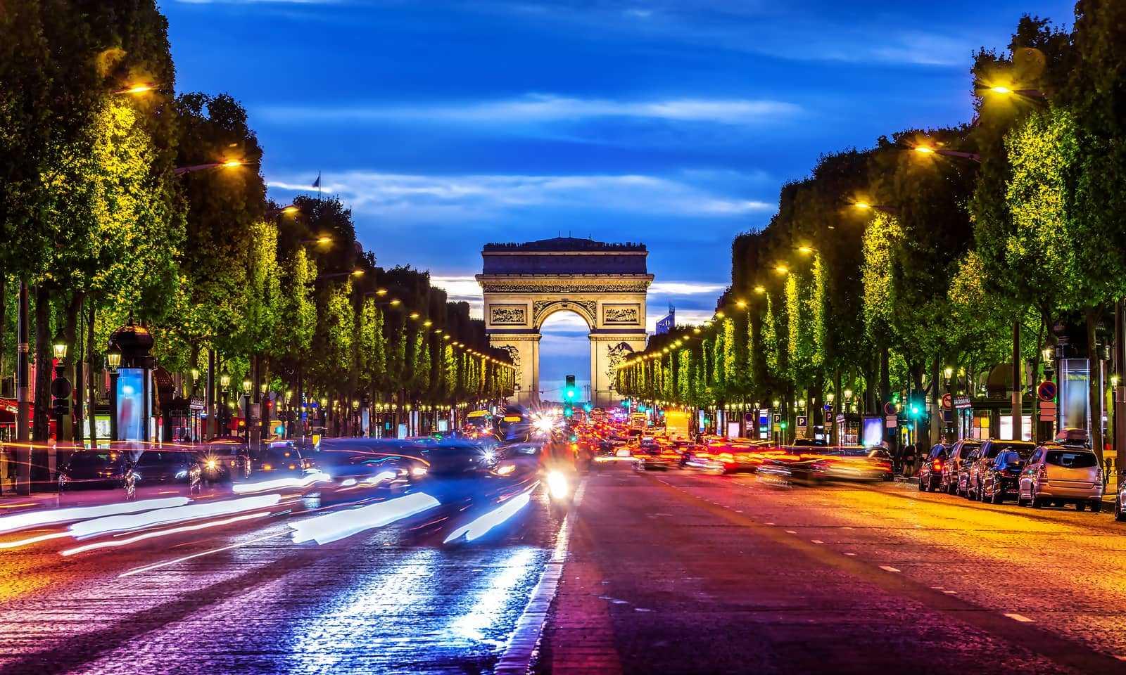 השאנז אליזה בפריז 2021 - כרטיס ביקור על השדרה המפורסמת