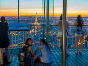 מגדל מונפרנאס פריז כרטיסים