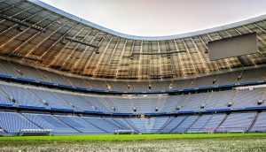 אצטדיון אליאנץ ארנה מבט מבפנים