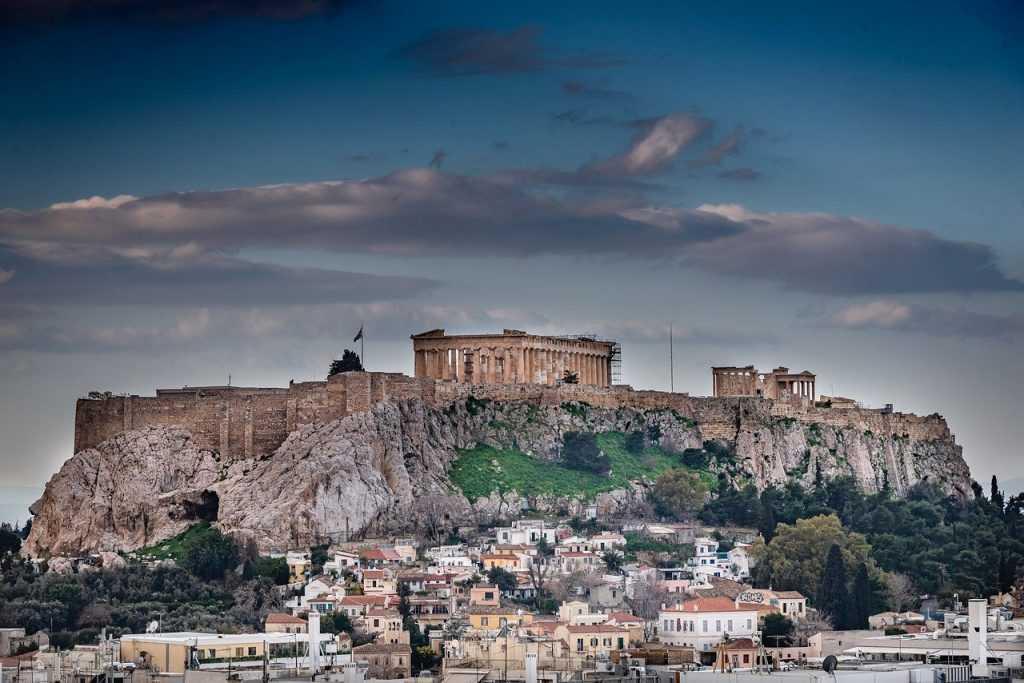 אתונה מטיילים בעולם