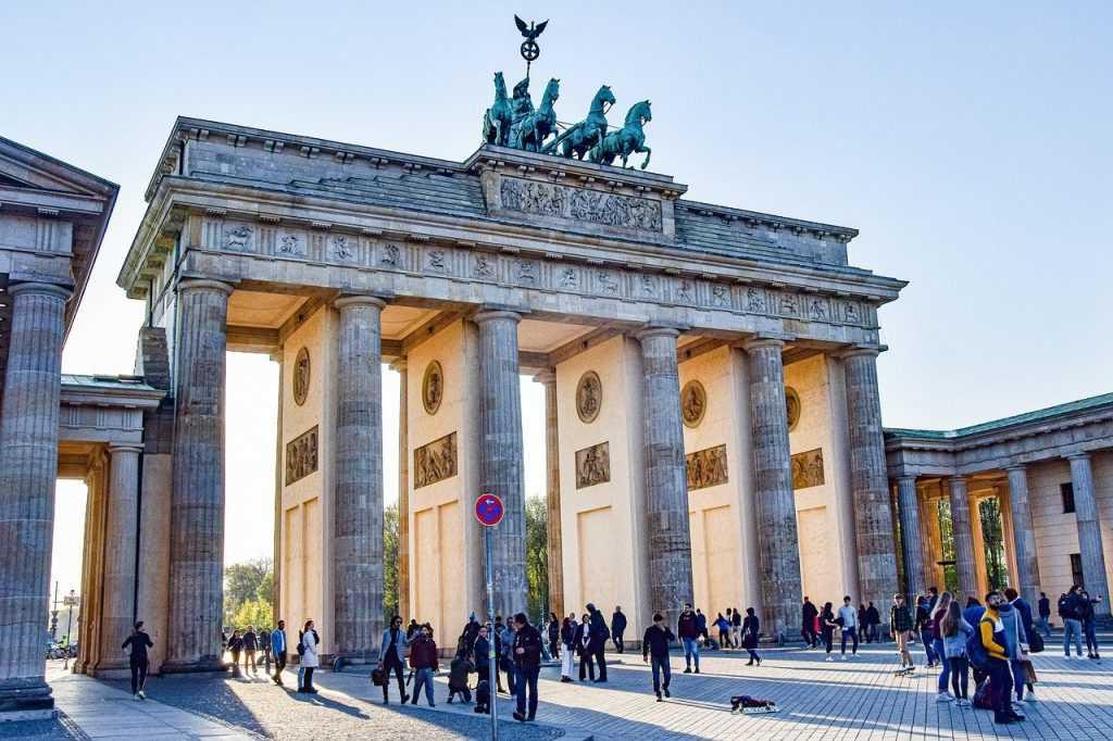 ברלין מטיילים בעולם