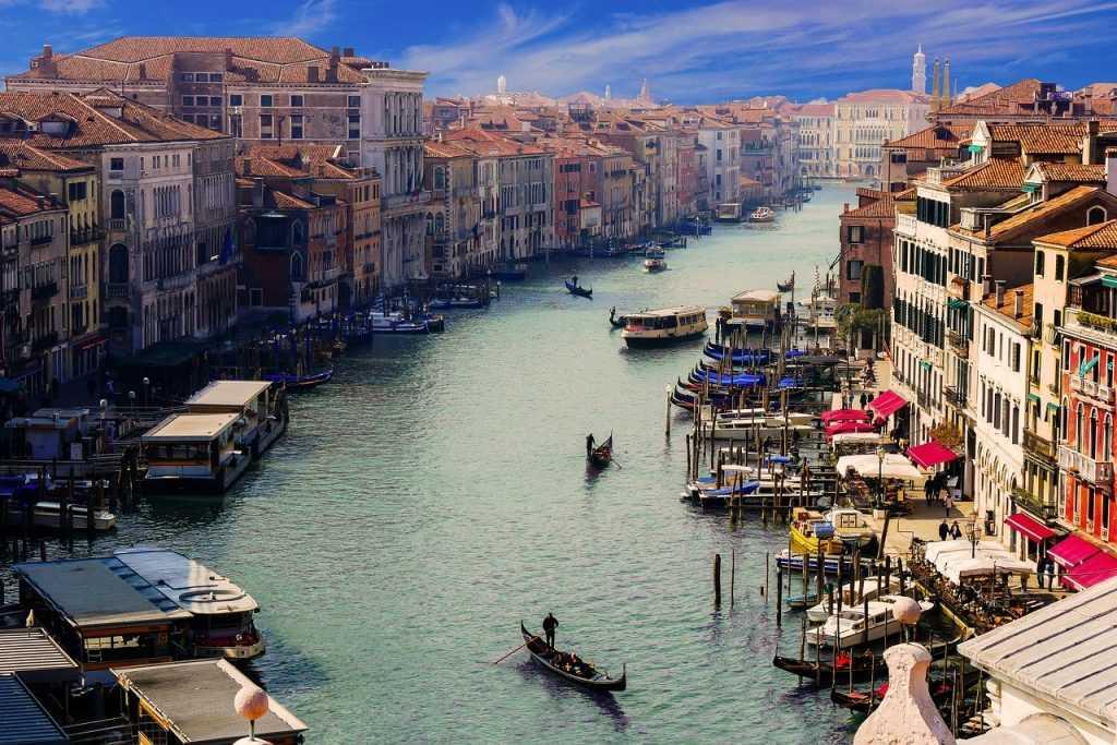 ונציה מטיילים בעולם