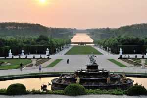 טיול מפריז לארמון ורסאי