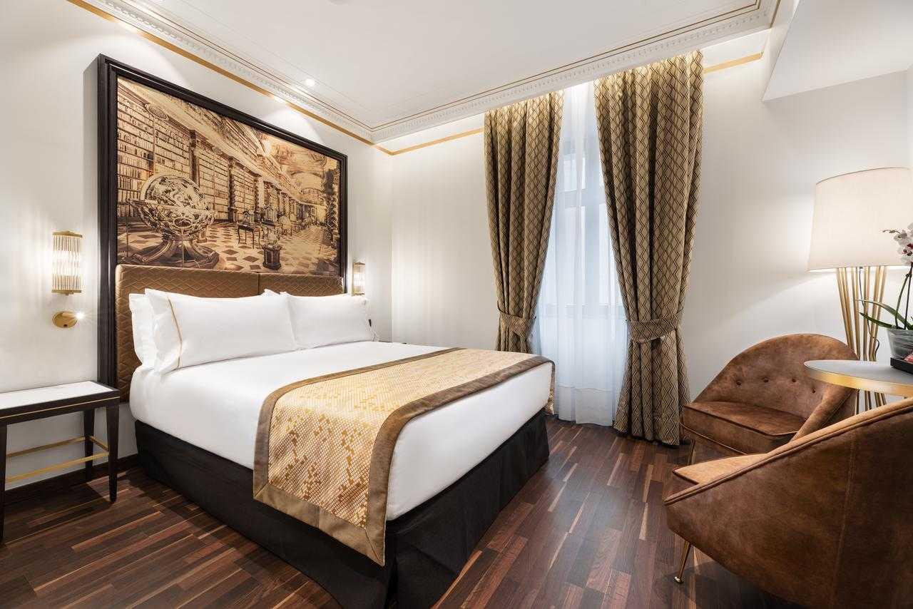 מלון יורוסטארס לגנד פראג