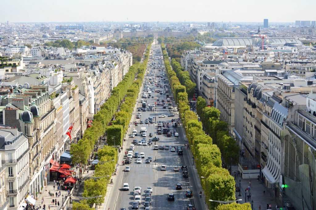 מלונות בפריז ליד שאנז אליזה 2020 - המלונות המומלצים ביותר שתמצאו!