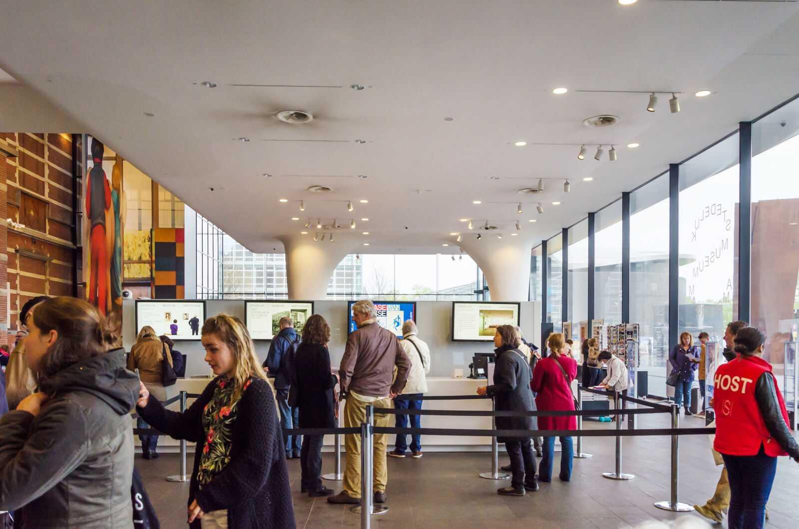 מוזיאון סטיידלק אמסטרדם
