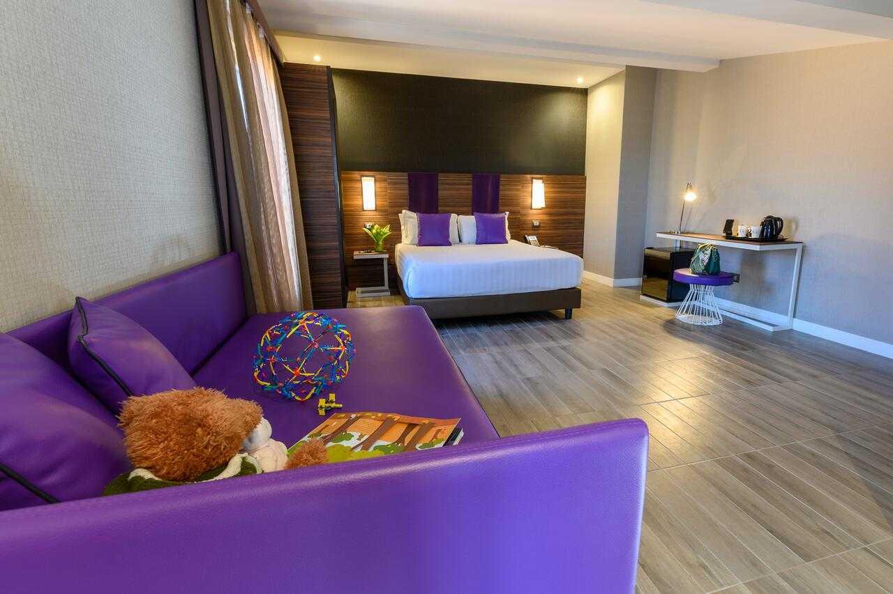 מלון דה ריפבליק רומא