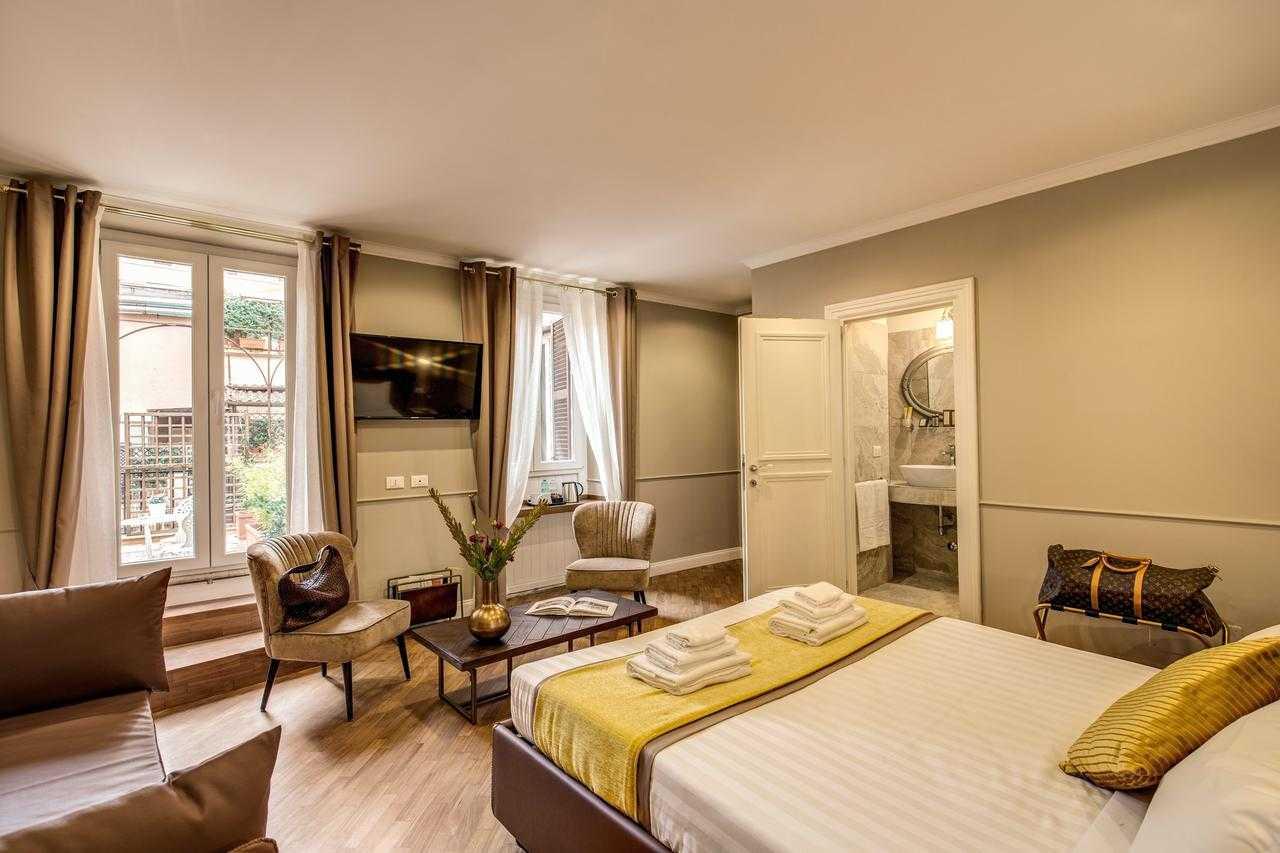 מלון טרי צ'ארם רומא