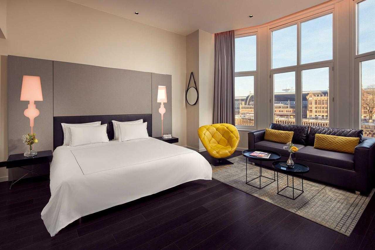 מלון פארק פלאזה ויקטוריה אמסטרדם