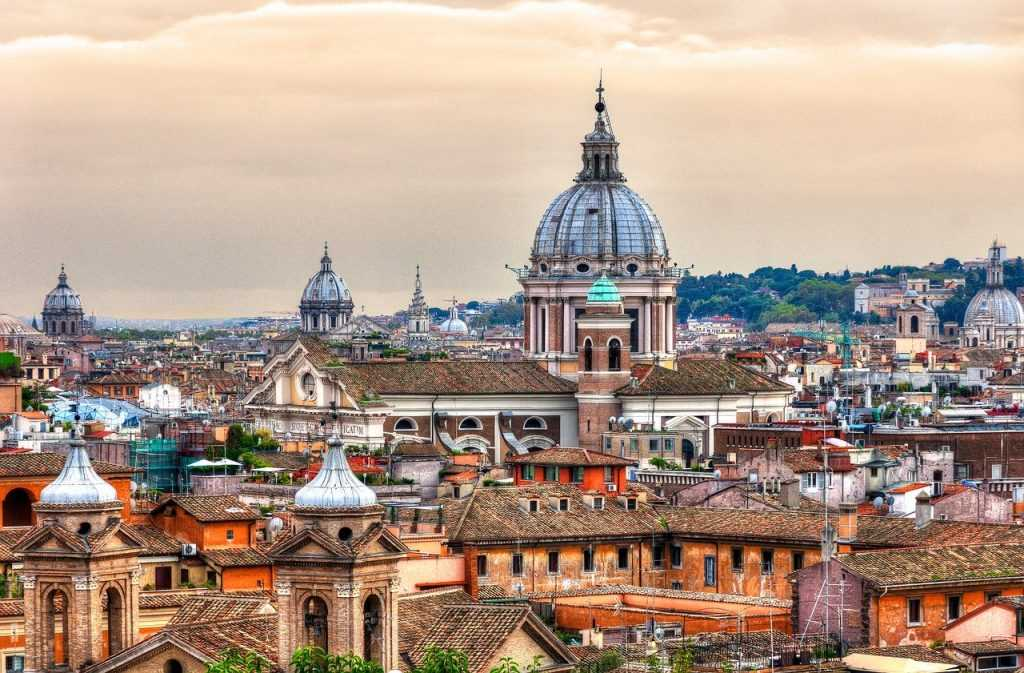 מלונות מומלצים ברומא