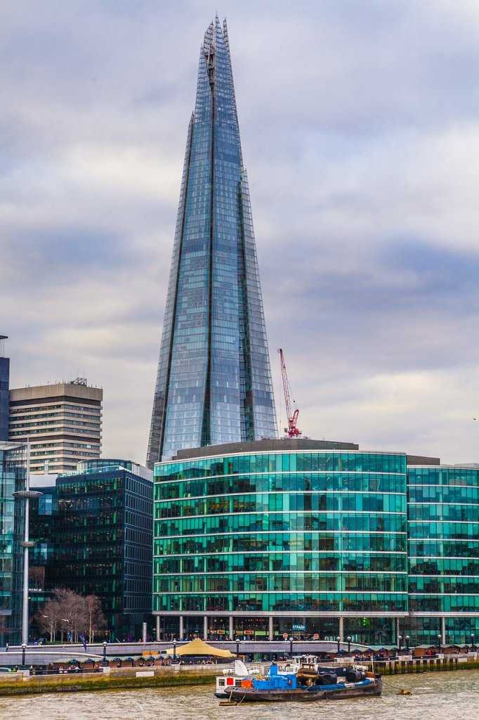 בניין השארד לונדון