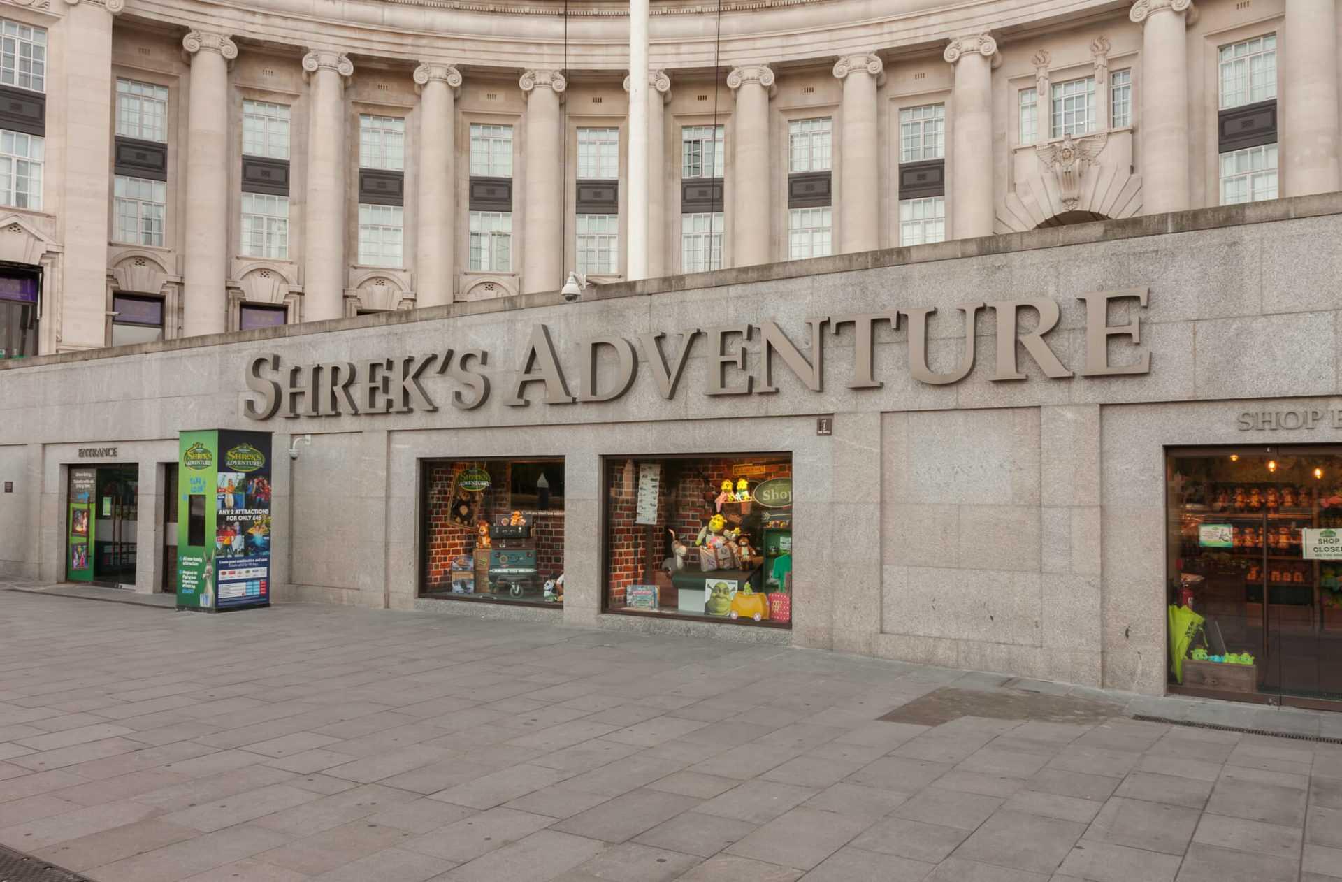 הרפתקאות שרק בלונדון - כרטיסים, הנחות, שעות פעילות וכל הפרטים!