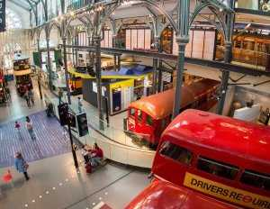 הגולשים שאלו: מוזיאון התחבורה של לונדון - האם כדאי וכמה עולים כרטיסים?