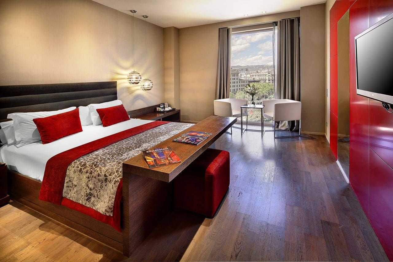 מלון אוליביה פאלאס ברצלונה
