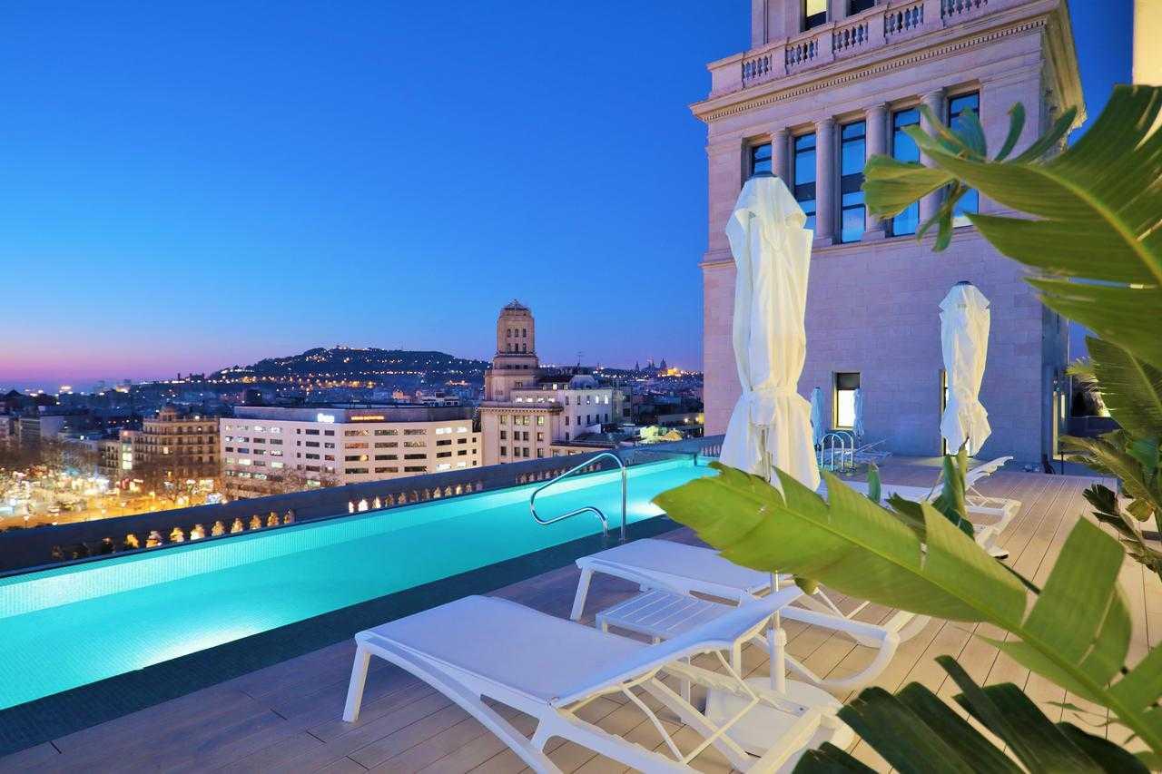 מלון איברוסטאר גרסייה ברצלונה