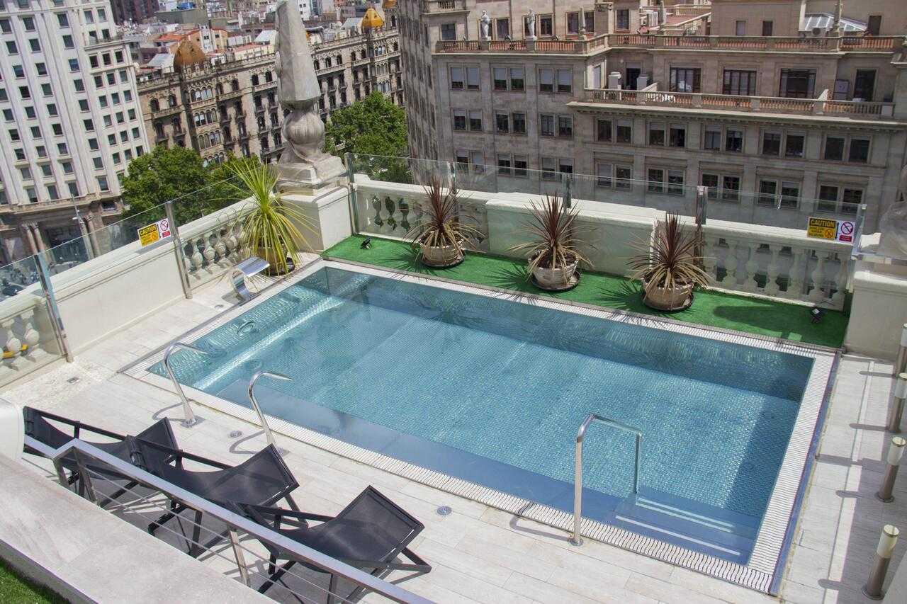 מלון אל אוונדינה ברצלונה