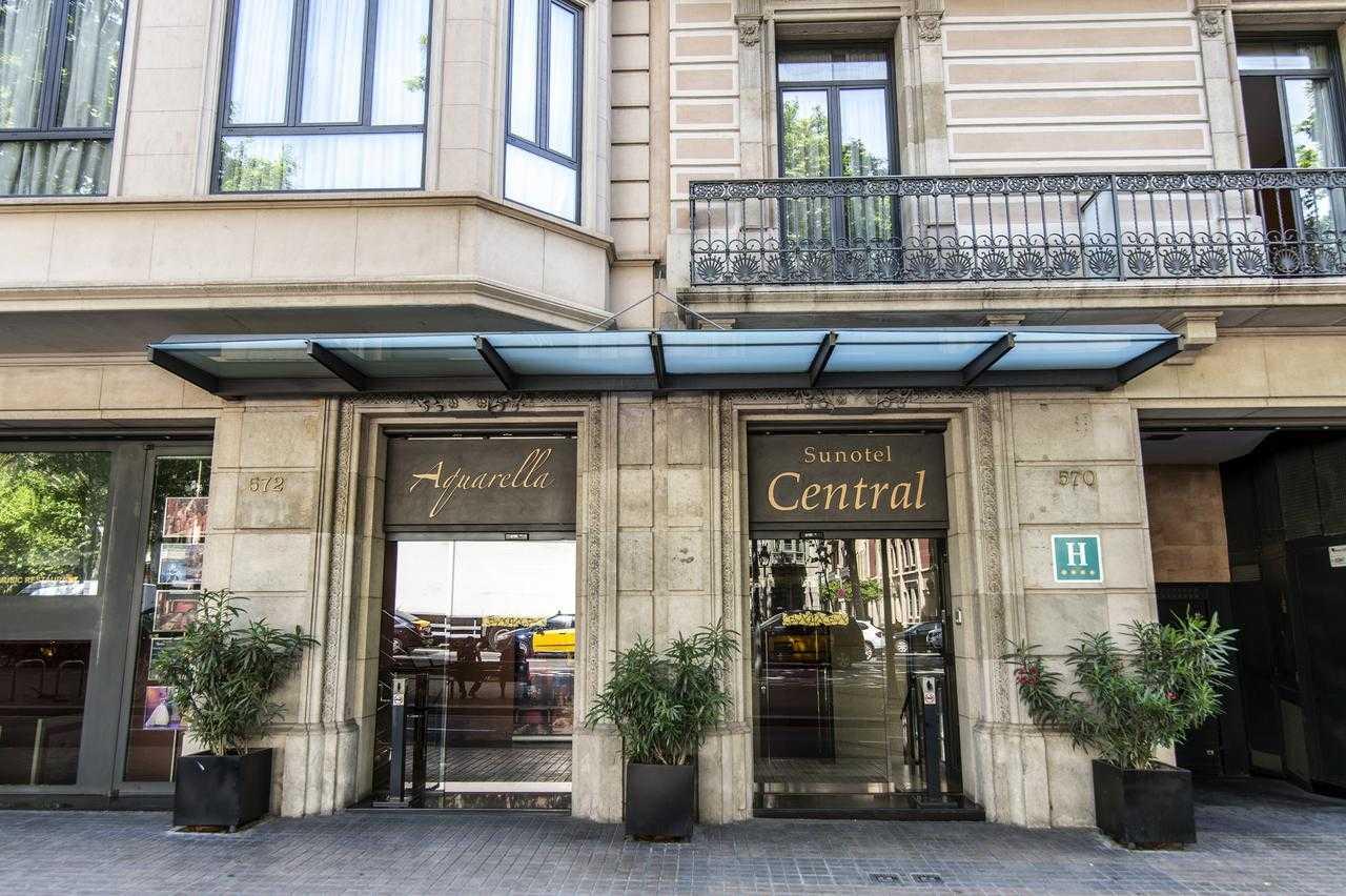 מלון סאנוטל סנטרל ברצלונה
