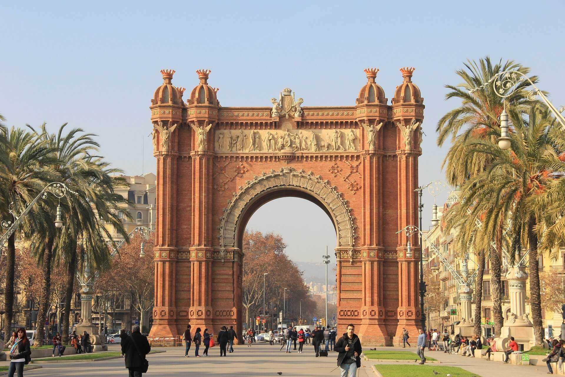 מלונות בעיר העתיקה של ברצלונה