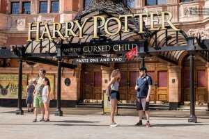סיור בעקבות הארי פוטר בלונדון