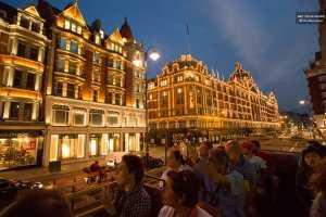 סיור לילי בלונדון