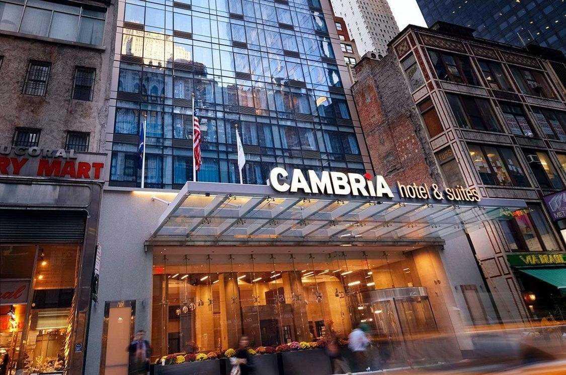 מלון קמבריה ניו יורק