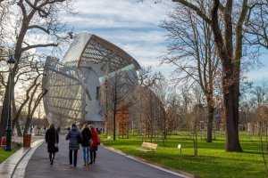 מוזיאון לואי ויטון פריז