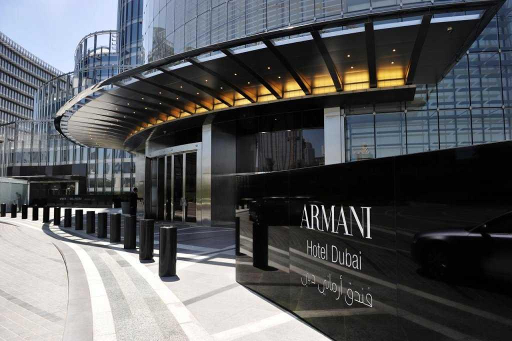 מלון ארמאני דובאי