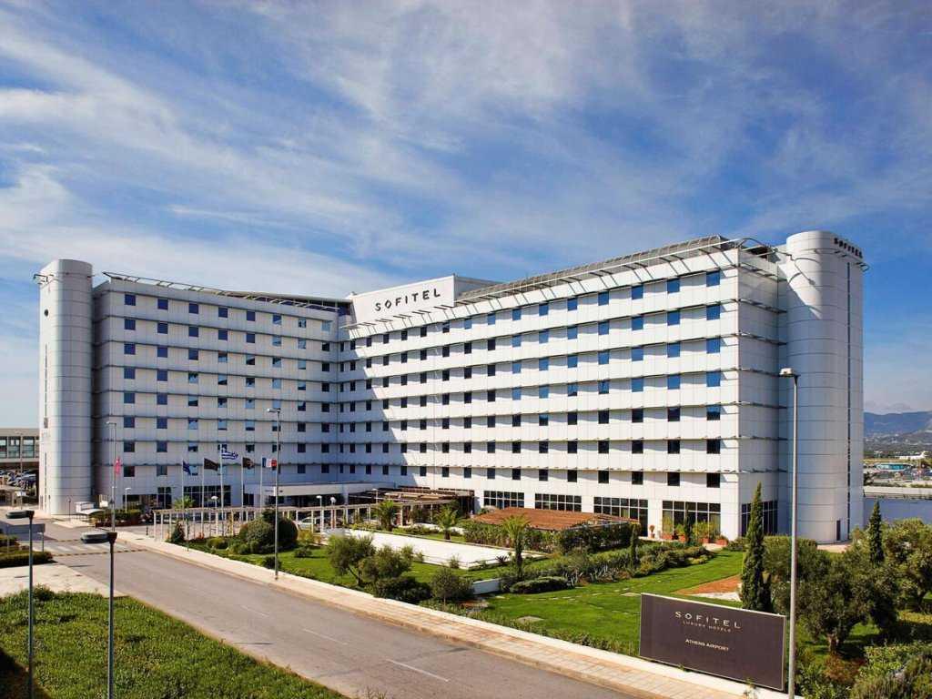 מלון סופיטל שדה התעופה אתונה