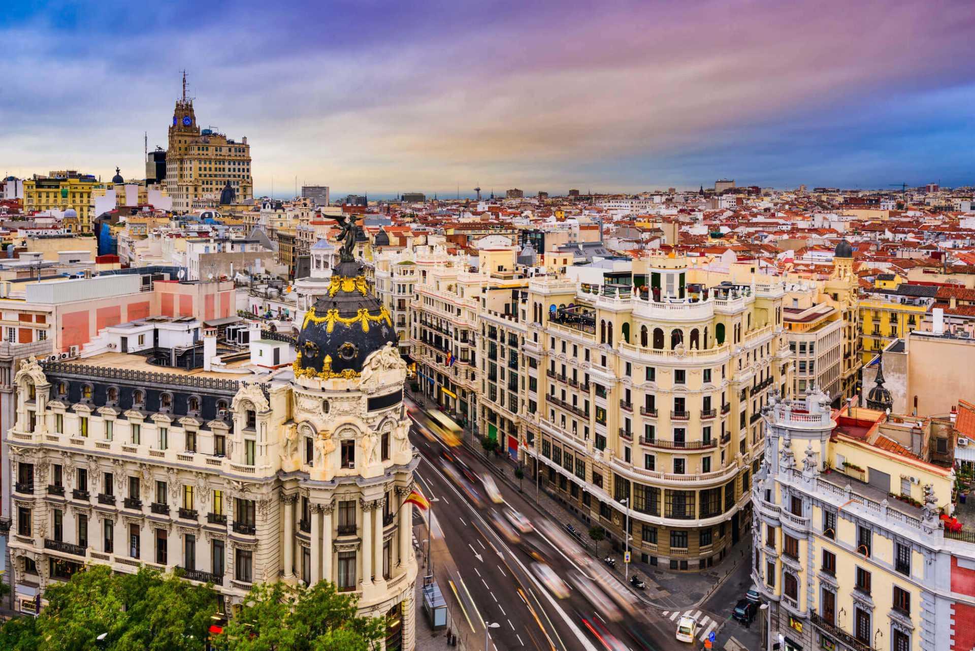 אטרקציות במדריד ב-2021 - כרטיסים, מחירים הנחות וכל ההמלצות!