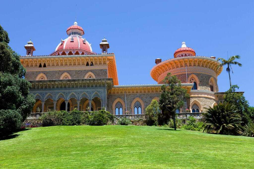ארמון מנסרטה פורטוגל