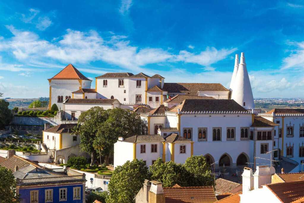 ארמון סינטרה ליסבון