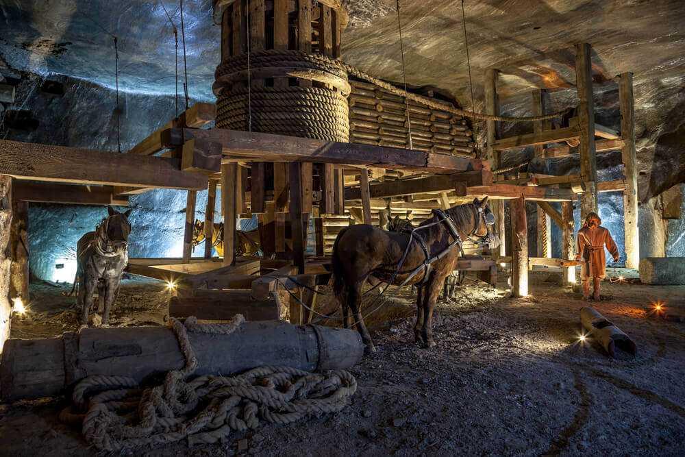 מכרות המלח של קרקוב
