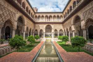 מצודת סביליה - המדריך השלם לביקור במצודה המדהימה של סביליה