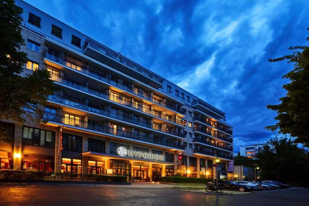 מלון היפריון ברלין - מלון מומלץ לשומרי כשרות בברלין