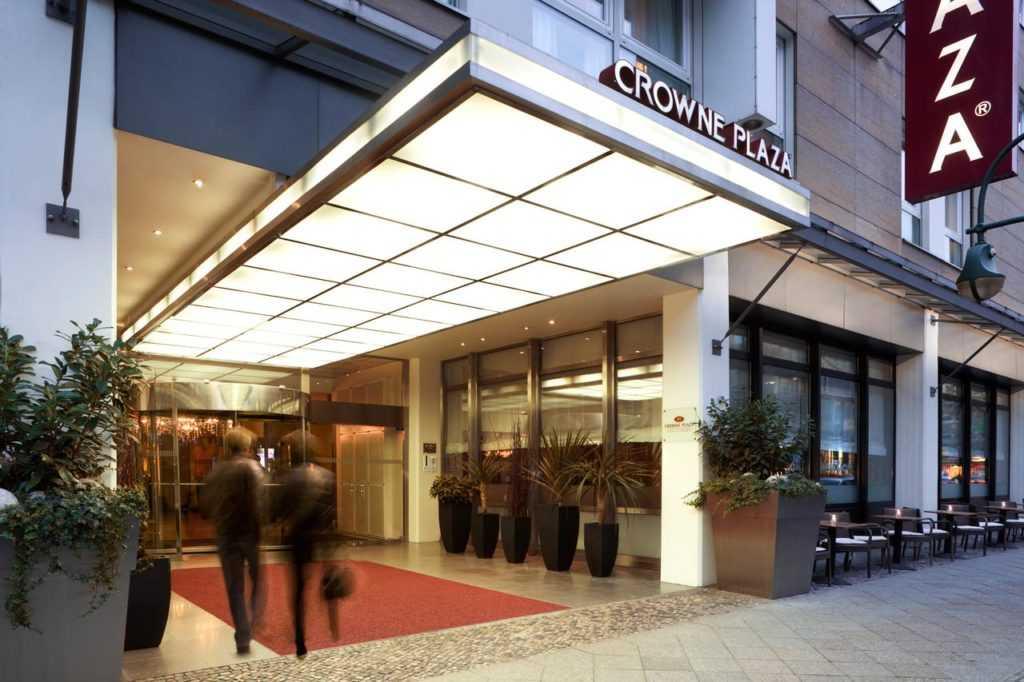 מלון קראון פלאזה ברלין - מלון כשר בברלין
