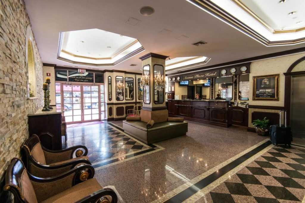 מלון אבניו פלאזה ניו יורק