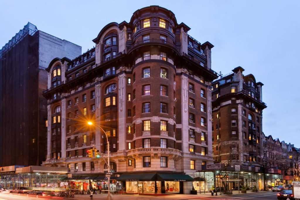 מלון בלקלייר ניו יורק