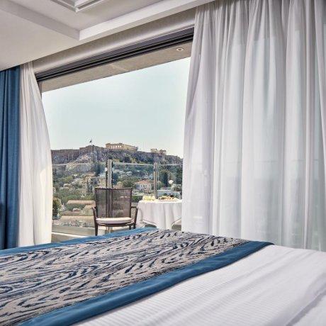 מלון אלקטרה מטרופוליס אתונה